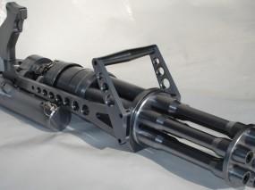 Обои M134 Minigun: Пулеметы, Пулемет, Миниган, Оружие