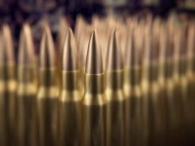 Обои Патроны: Патроны, Пули, Golden, Bullets, Оружие