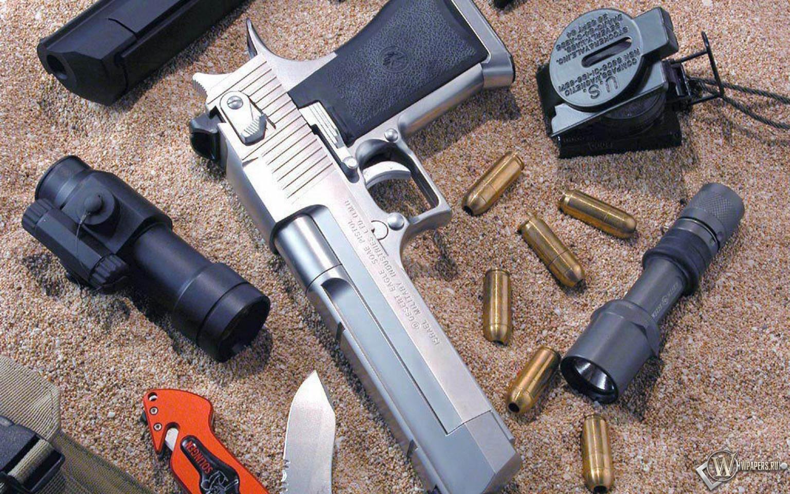 Обои desert eagle пистолет desert eagle 1536x960