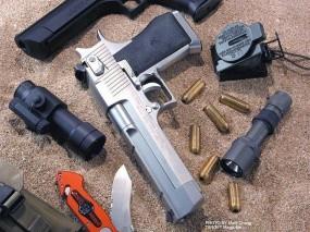 Обои Desert Eagle: Пистолет, Desert Eagle, Оружие