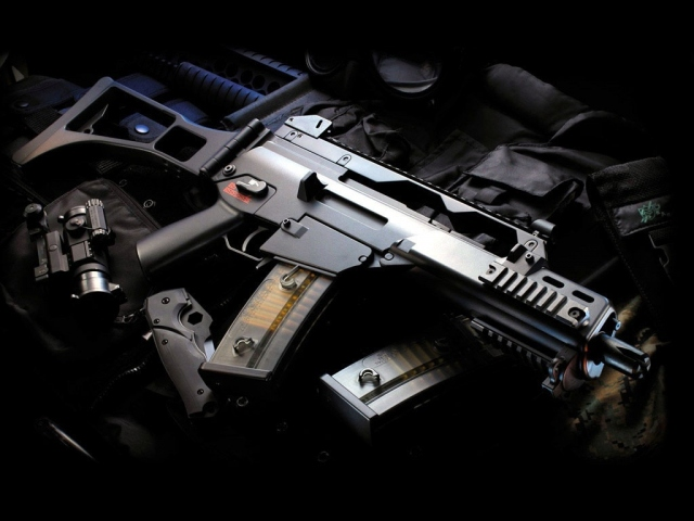 Штурмовая винтовка