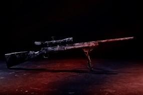 Обои M24 Снайперская винтовка: Снайперка, Снайперская винтовка, Прицел, M24, Оружие