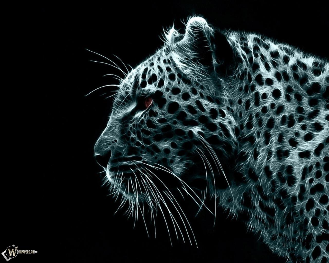 леопард обоев 25 чёрный фон обоев ...: wpapers.ru/wallpapers/animals/Leopards/6341/1280-1024...