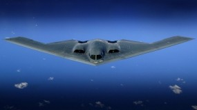 Обои Northrop B-2 Spirit: Бомбардировщик, Стелс, Истребители