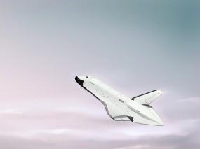 Обои Шатл Enterprise: Шатл, Enterprise, Авиация, Авиация