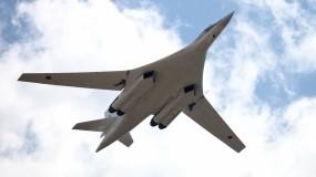 Обои Бомбардировщик Ту-160: Бомбардировщик, Авиация, Авиация