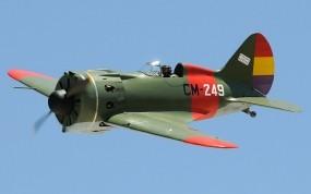 Обои Polikarpov I-16: Polikarpov, Самолеты