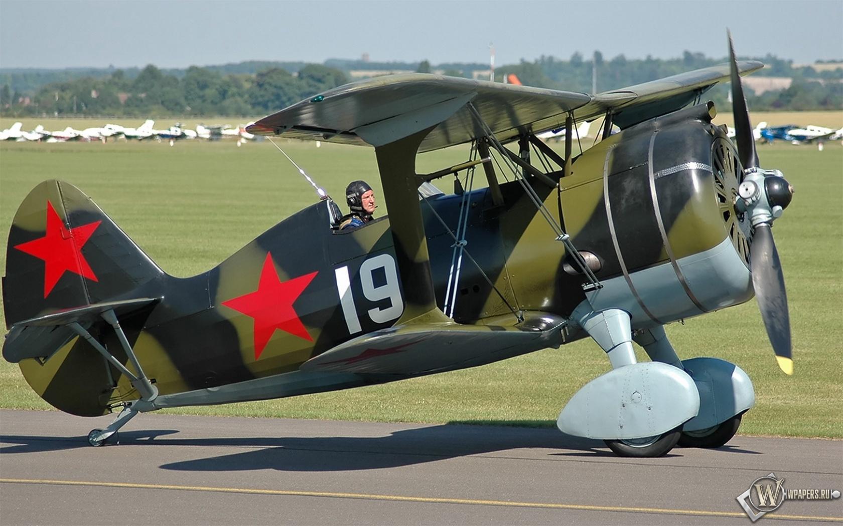 Polikarpov I-153 Bis 1680x1050