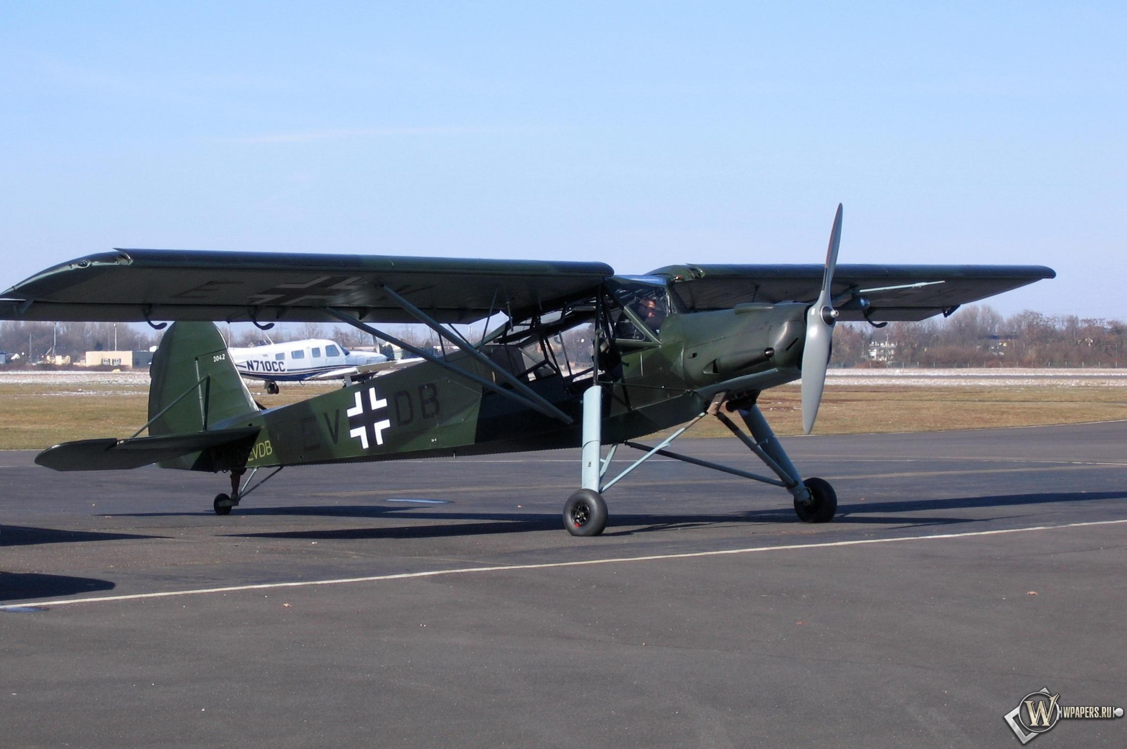 Fieseler Storch Fi-156 2300x1530