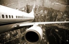 Обои Взлет самолета: Турбина, Взлёт, Самолёт, Самолеты