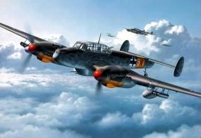 Обои Messerschmitt Bf-110: Messerschmitt, Самолеты