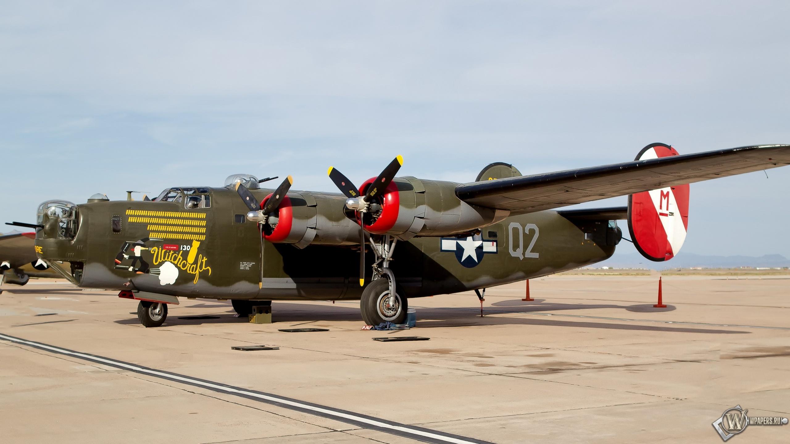 B-24 Liberator 2560x1440