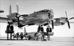 Обои Boeing B-29 «Суперфортресс»: Boeing, Самолеты