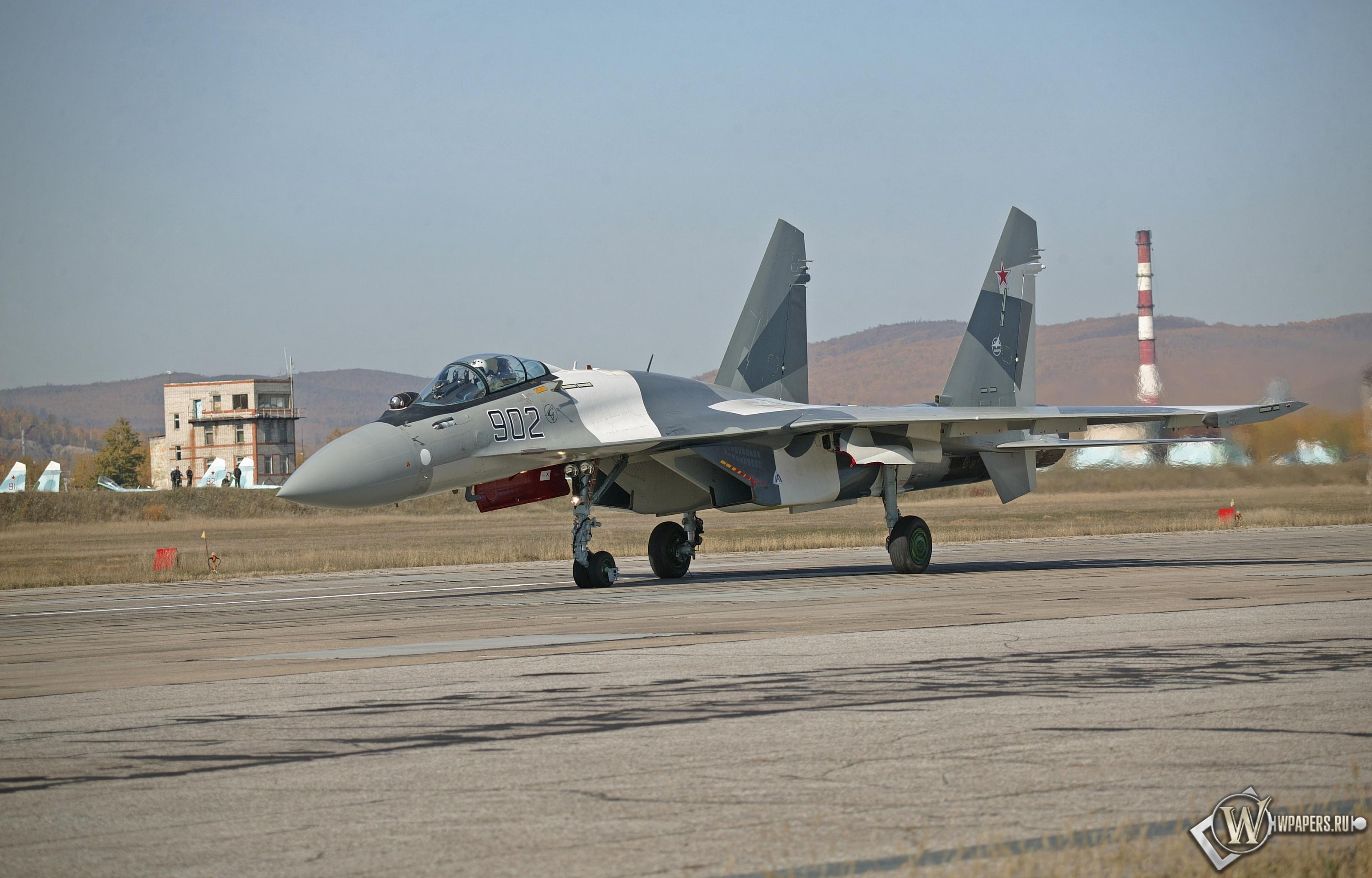 Су-35 3200x2048