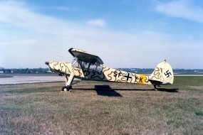 Обои Fieseler Storch Fi-156: Самолёт, Fieseler Storch Fi-156, Самолеты