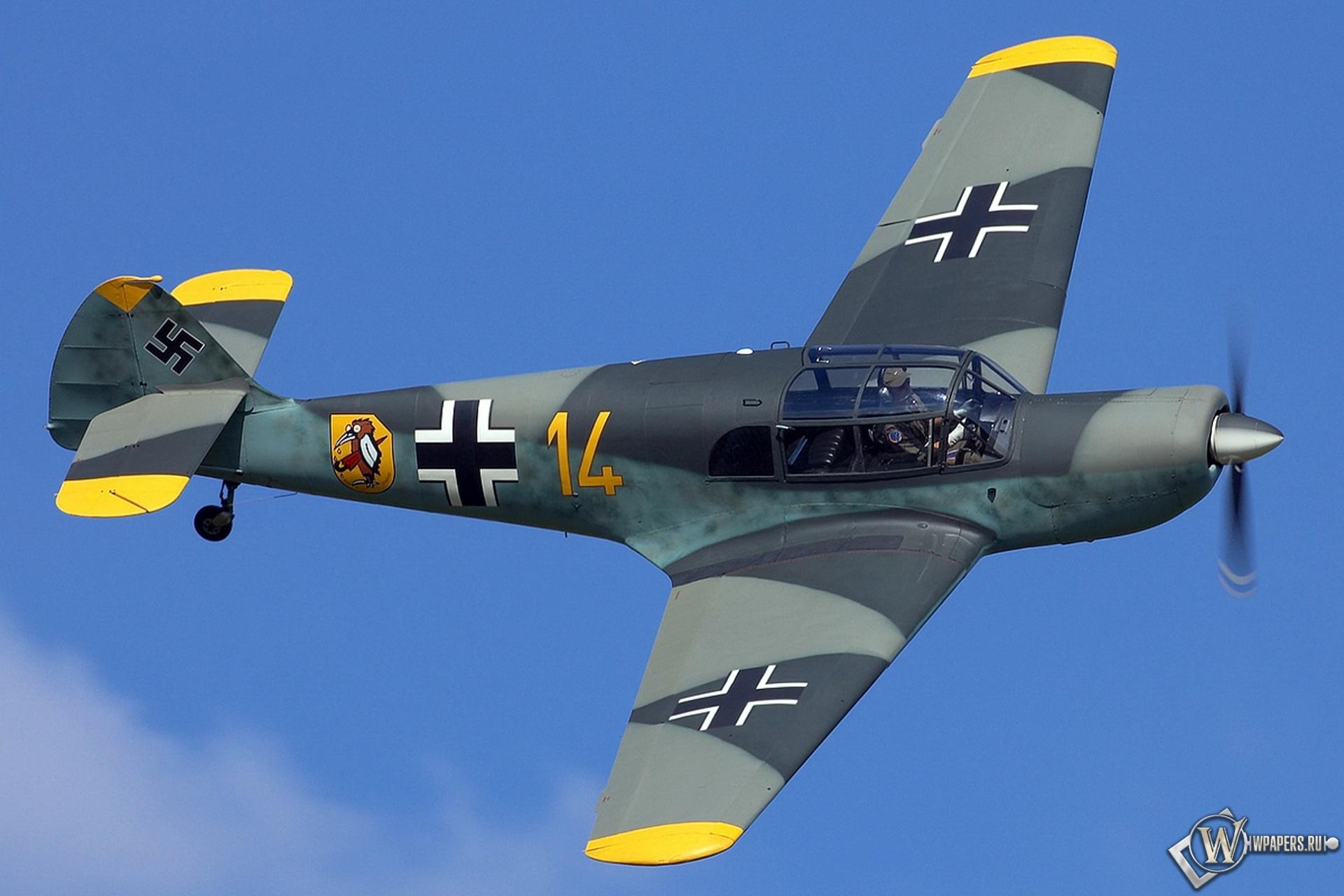 Messerschmitt Bf-108 Taifun 1920x1280