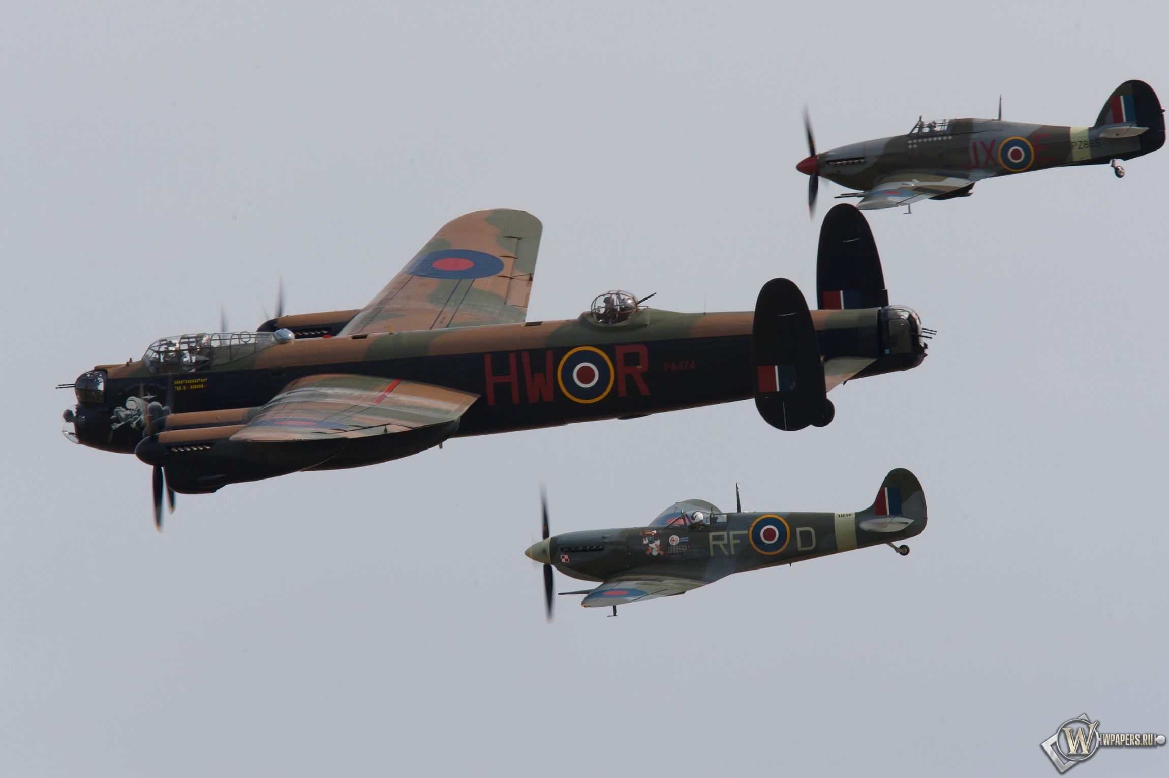 Avro-Lancaster 2300x1530