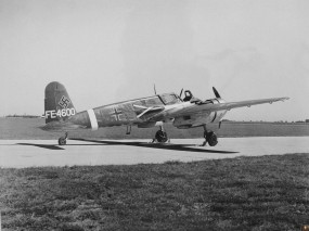 Обои Henschel 129 (HS129): Самолёт, Henschel, Самолеты