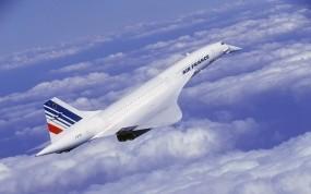 Обои Конкорд: Самолёт, Авиация, Самолеты