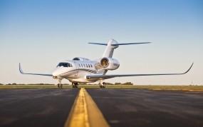 Обои Cessna Citation X: Самолёт, Авиация, Самолеты