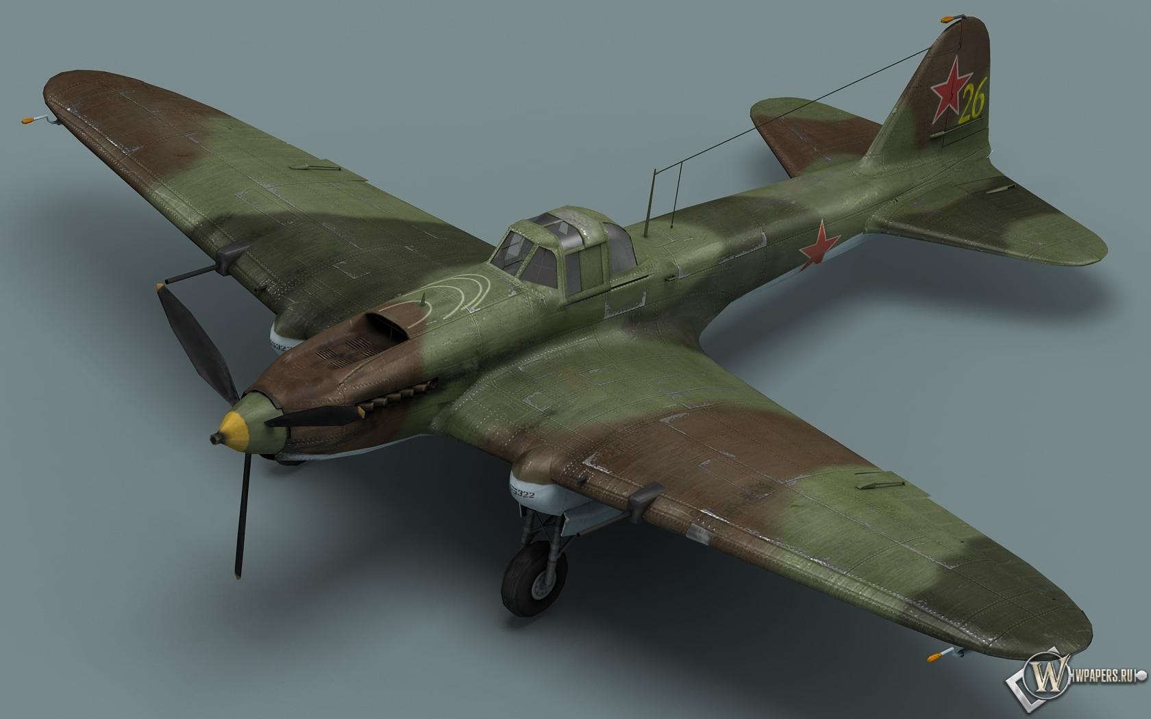 Ил-2 1680x1050