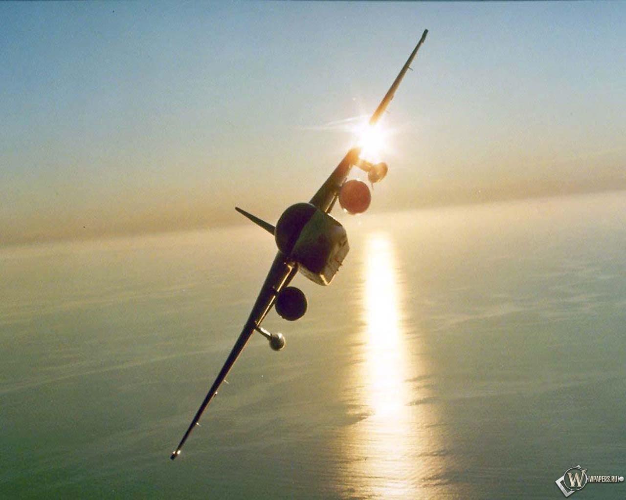 Грузовой самолет 1280x1024