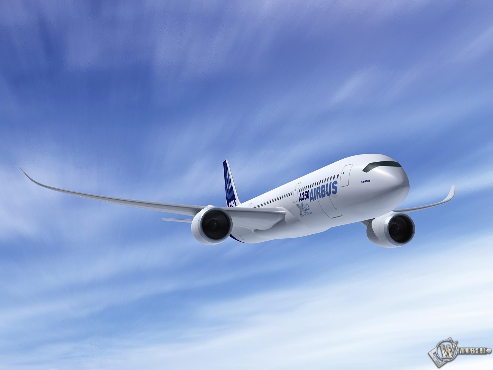 Airbus A350 1920x1440