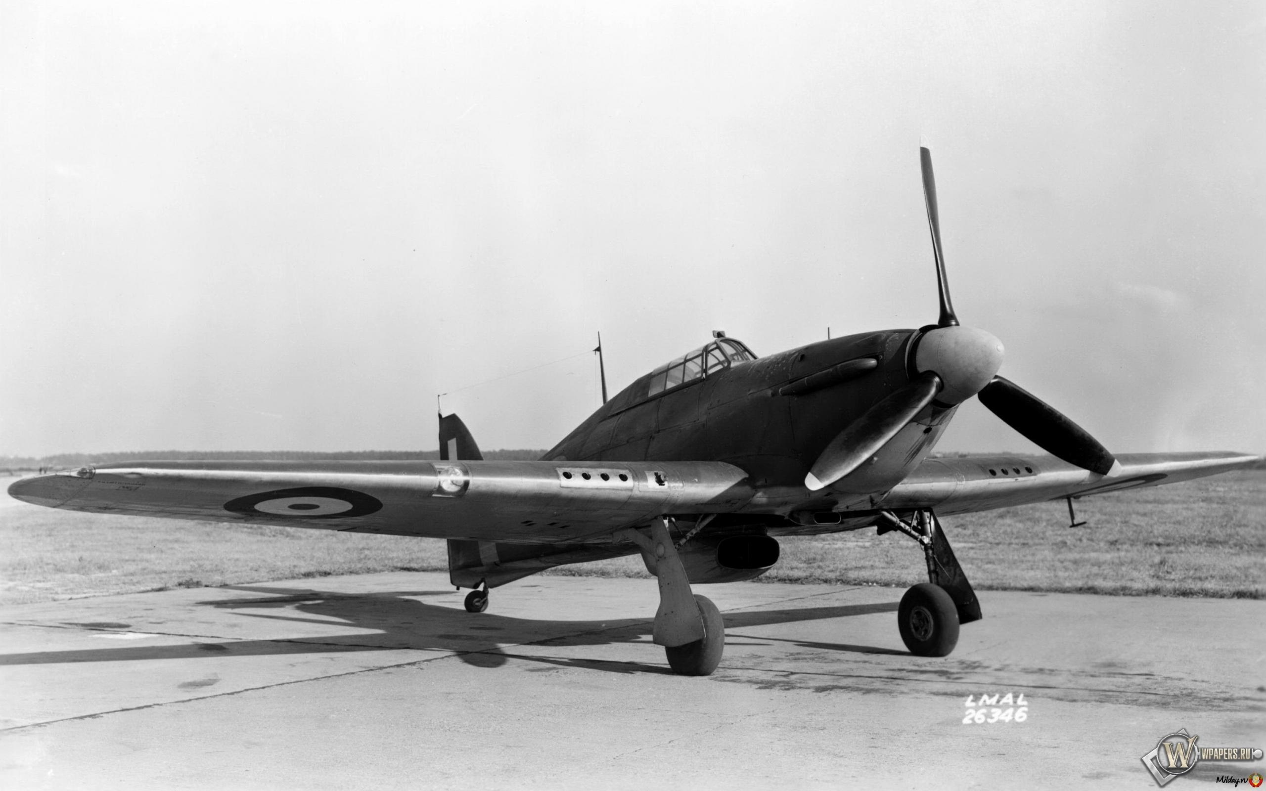 Hawker Hurricane 2560x1600