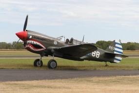 Обои Curtiss P-40: Curtiss, Истребители
