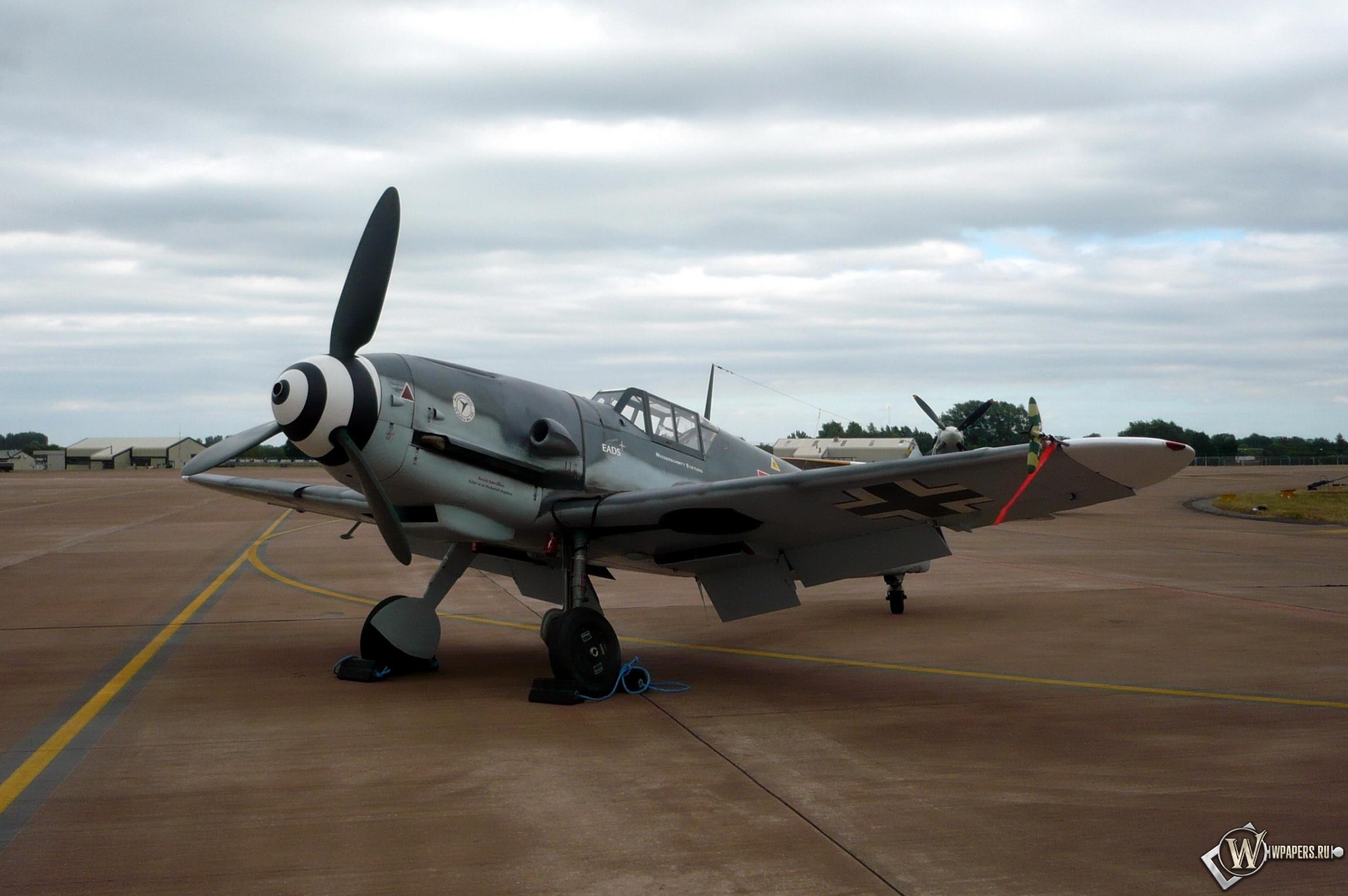 Messerschmitt Bf-109 2300x1530
