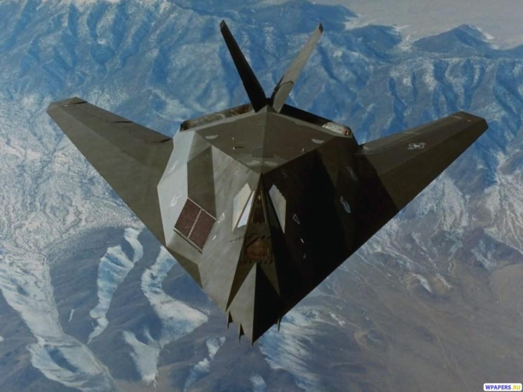 Стелс F-117 1024x768