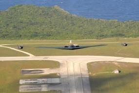 Обои Northrop B-2 Spirit: Самолёт, B-2, Истребители