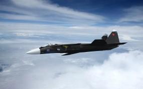 Обои Сухой Су-47: Истребитель, Авиация, Истребители