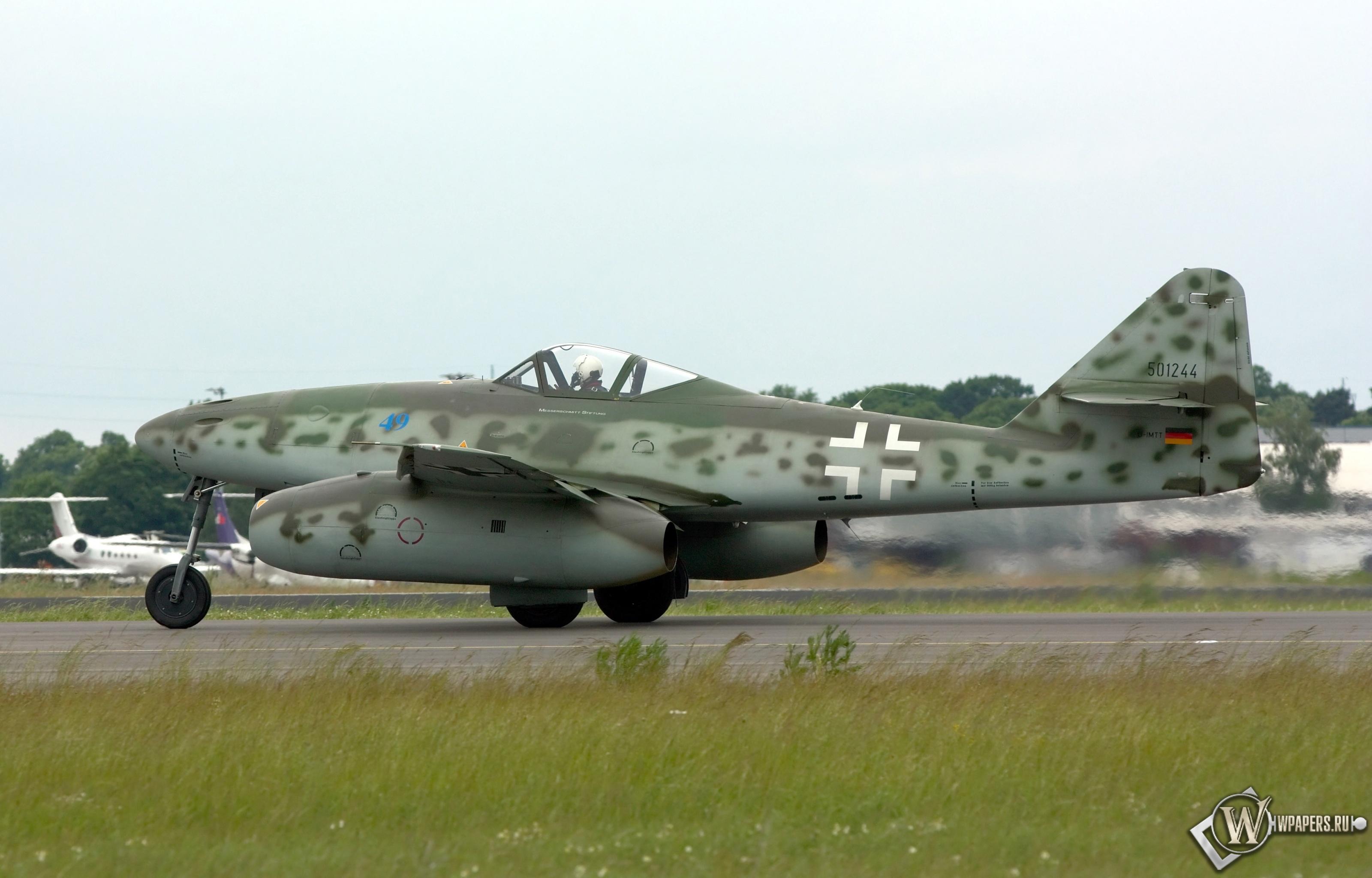 Messerschmitt Me 262 3200x2048
