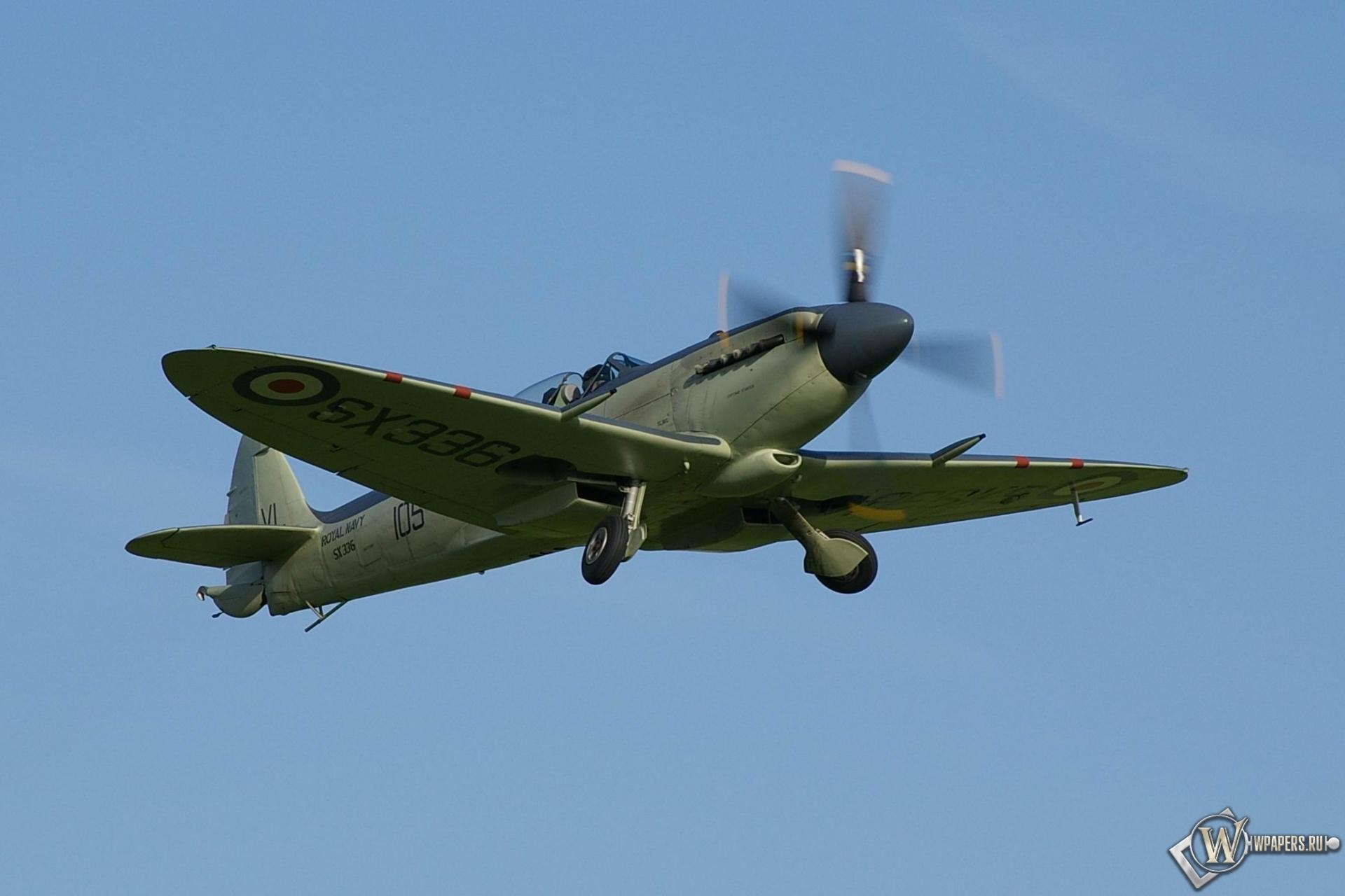 Supermarine Spitfire 1920x1280