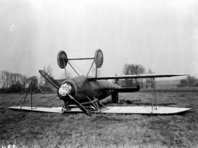 Обои Albatros D-Va-1: Истребитель, Albatros D-Va-1, Самолеты