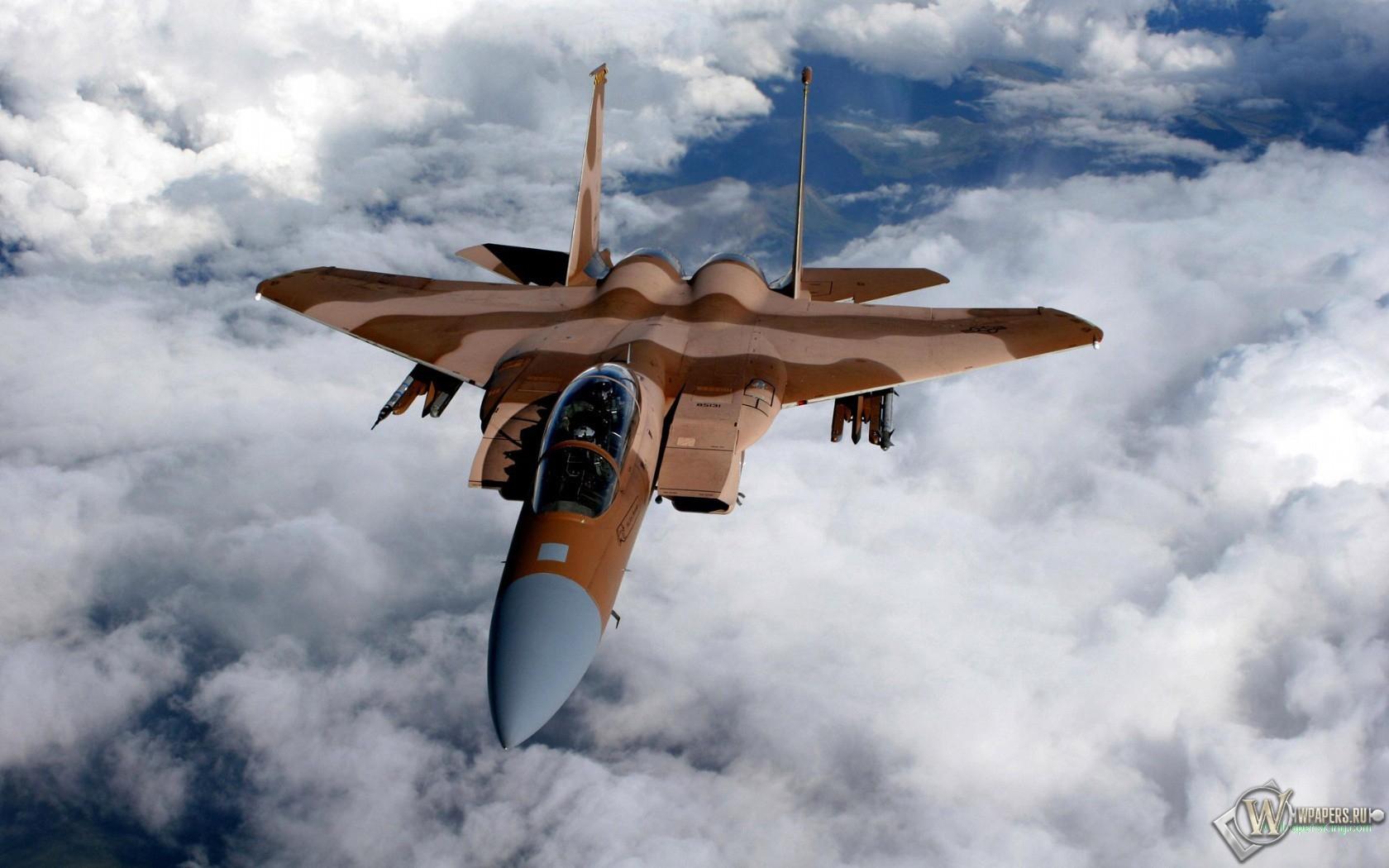 F-15 Aggressors 1680x1050