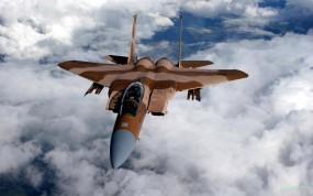 Обои F-15 Aggressors: Истребитель, F-15, Истребители