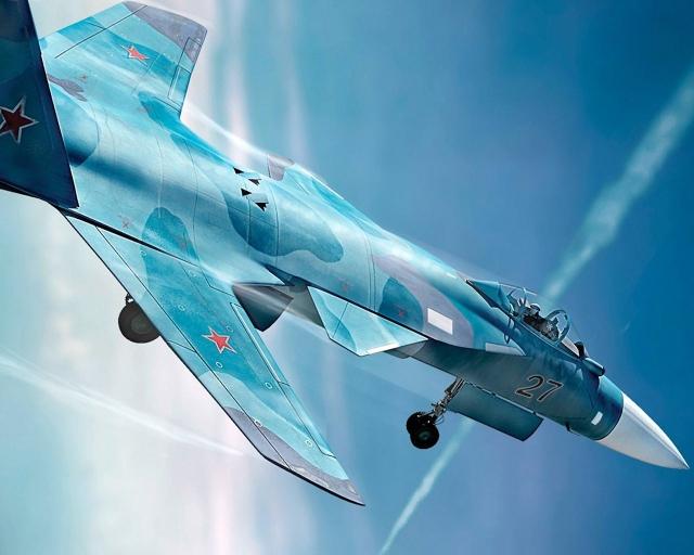 Су-47 (С-37) Беркут