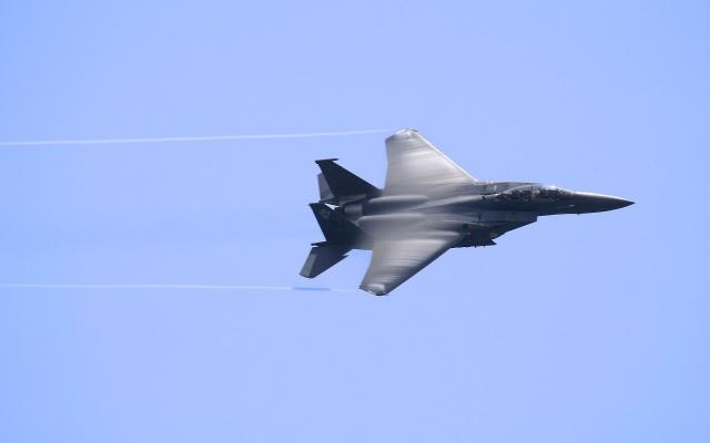 Истребитель F15