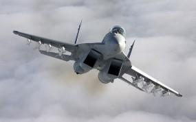 Обои Миг-29: Истребитель, Военные самолеты, МиГ-29, Воздух, Истребители