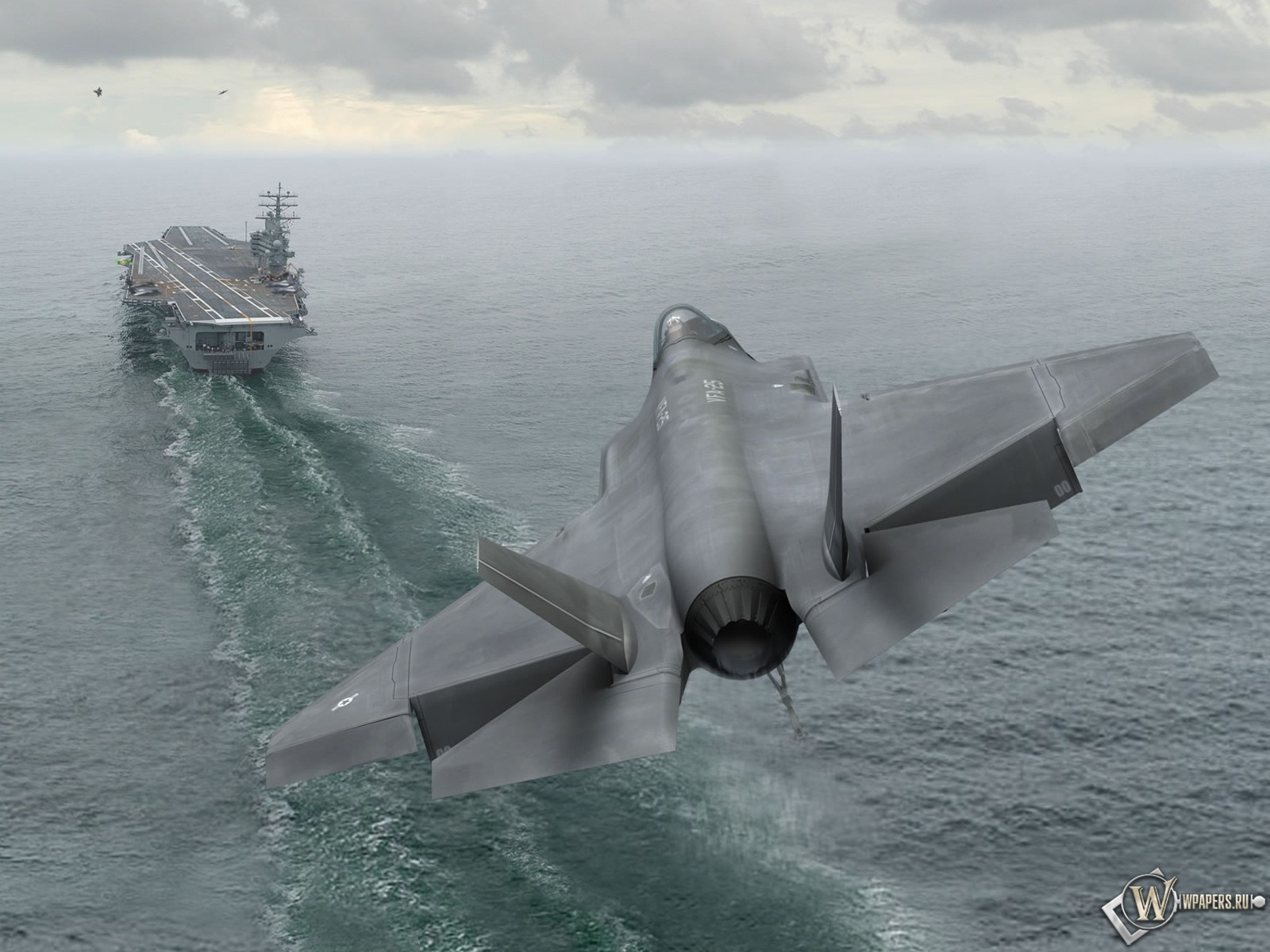 F-35C Lightning II 1600x1200