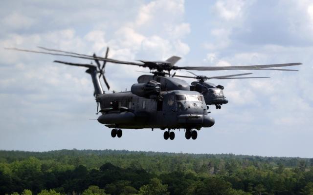 Вертолёты Ми-24