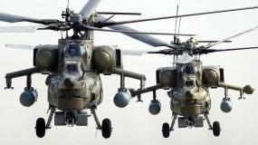 Обои Ми-28н: Вертолет, Авиация, Вертолёты