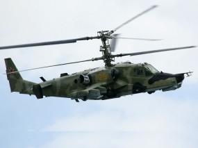 Обои Ка-50: Вертолет, Оружие, Вертолёты