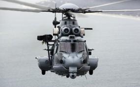 Обои Военный вертолет: Вертолет, Небо, Воздух, Вертолёты