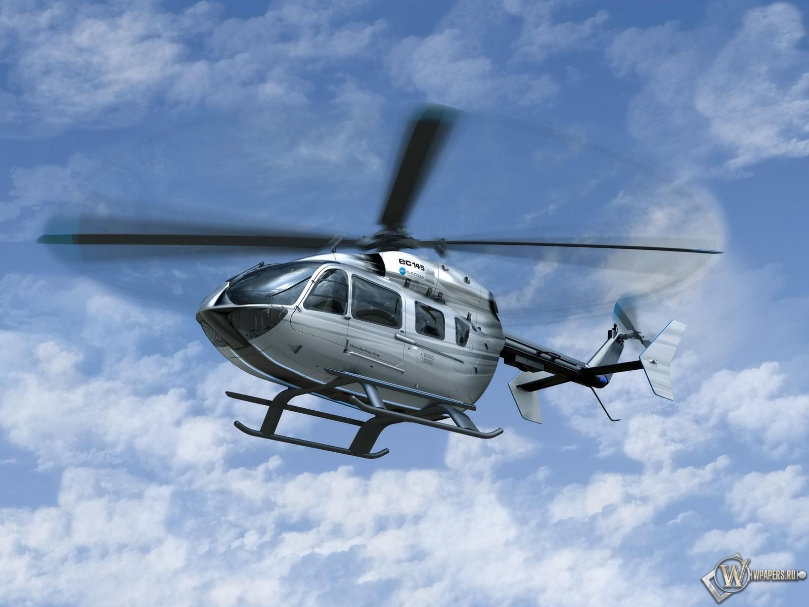 Eurocopter EC145 1600x1200