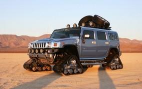 Обои Hummer: Авто, Hummer, Автомобили