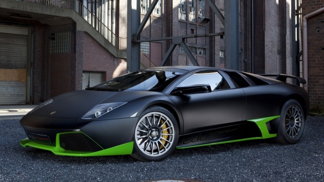 Lamborghini Murcielago LP750