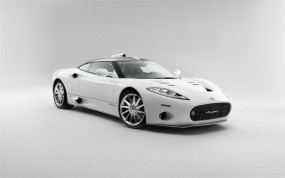 Обои Spyker C8 Aileron: Авто, Спорткар, Автомобили